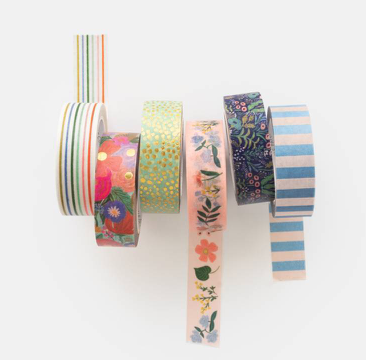 Garden Party Paper Tape - 4