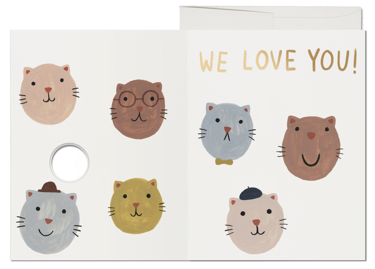 Lots of Cats Card 2
