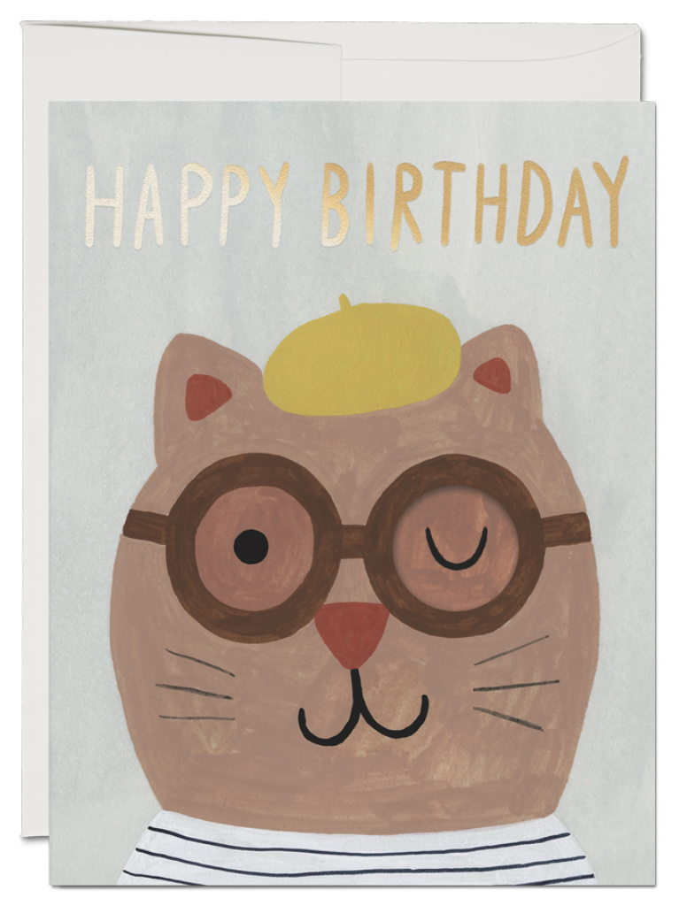 Lots of Cats Card