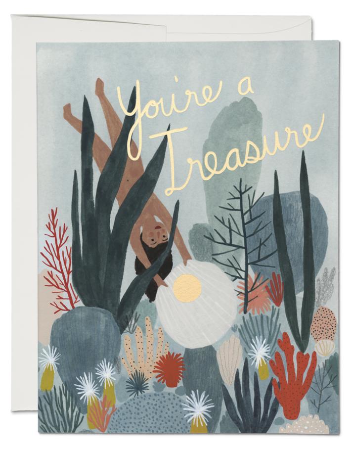 Youre Treasure Card