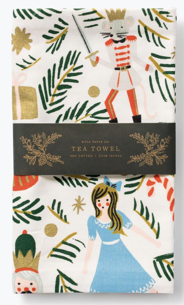 Christmas Tree Tea Towel 3