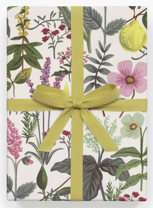 Herb Garden Wrap