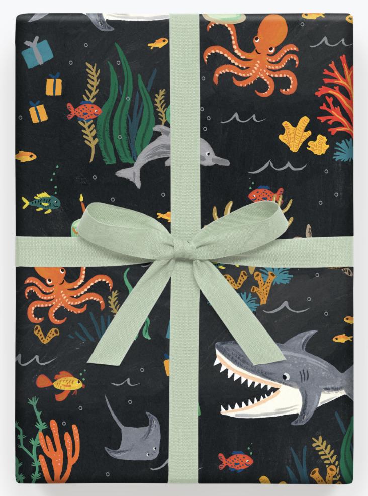 Under The Sea Wrap