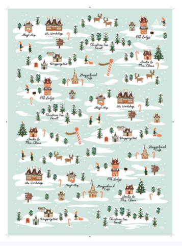 North Pole Wrap 2