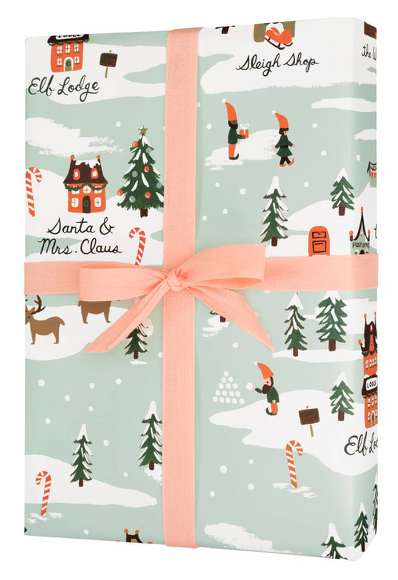 North Pole Wrap