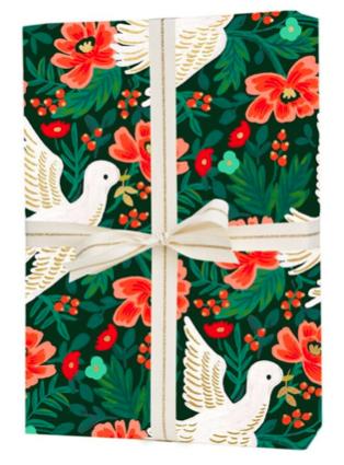 Peace Dove Wrap