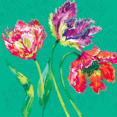 Parrot Tulips - VE 6