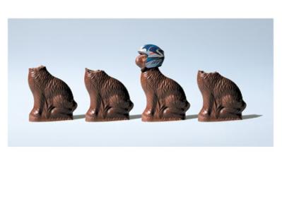 Chocolate Bunnies - VE 6