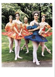Men Ballet - VE 6