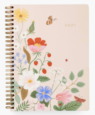 Month Softcover Spiral Planner Rifle Paper