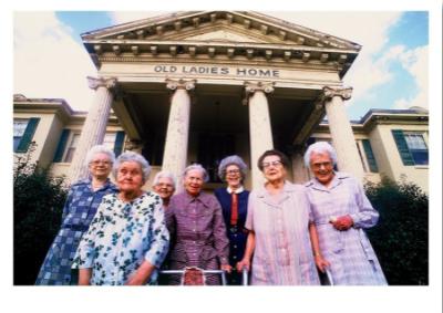 Old Ladies Home - VE 6