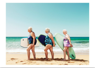 Ladies/Surfboards - VE 6