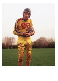 Old Football Guy - VE 6