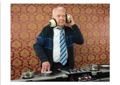 Senior DJ - VE 6