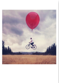 Balloon & Bike - VE 6