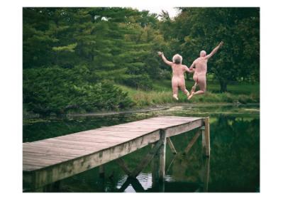 Nude Leap