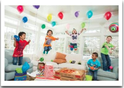 Kids Jumping - VE 6