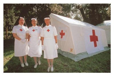 Three Nurses Card - Palm Press