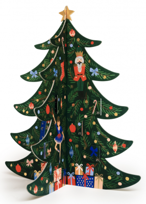 Christmas Tree Advent Calendar - Adventskalender