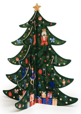 Christmas Tree Advent Calendar - Adventskalender