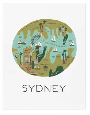 Sydney - VE2