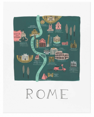 Rome - VE2