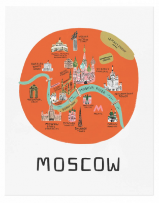 Moscow - VE2