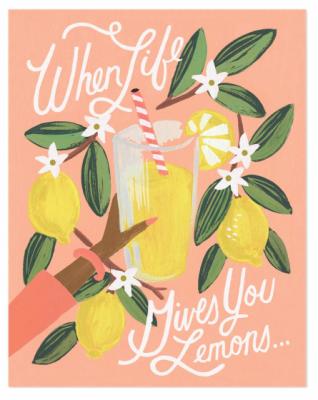 Lemons to Lemonade - VE3
