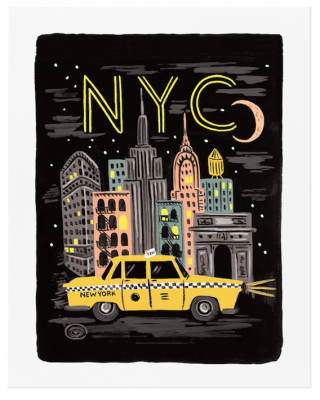 Bon Voyage NYC - VE2