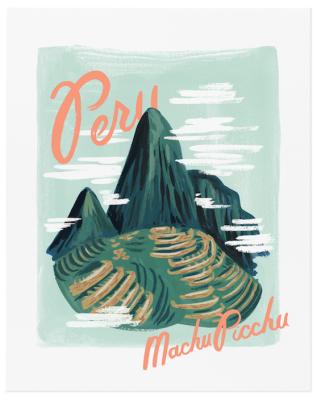 Bon Voyage Peru - VE2