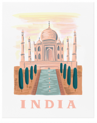 Bon Voyage India - VE2