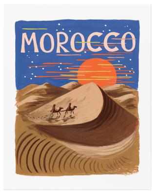Bon Voyage Morocco - VE2