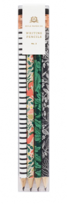 Folk Writing Pencil Set - VE 6