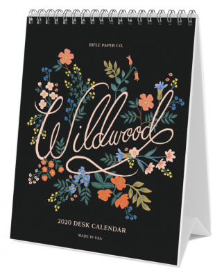 2020 Wildwood Calendar - Rifle Paper Co. Calendar