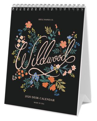Wildwood Calendar Rifle Paper Co Calendar
