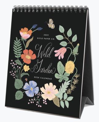 Wild Garden Calendar Rifle Paper Co