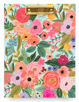 Garden Party Clipfolio - Rifle Paper Co.