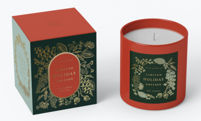 Holiday Candle - Rifle Paper Candle