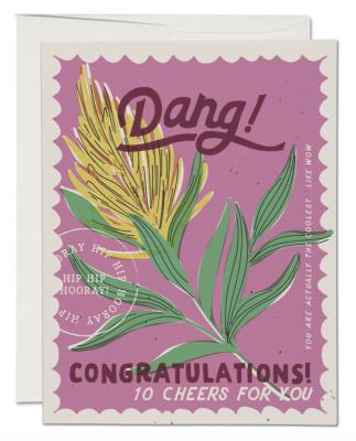 Dang Card