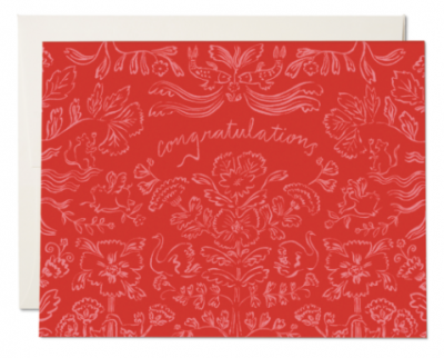 Otomi Card - Red Cap Cards