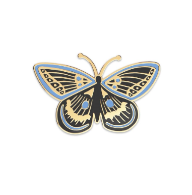 Butterfly Pin - Rifle Paper Co.