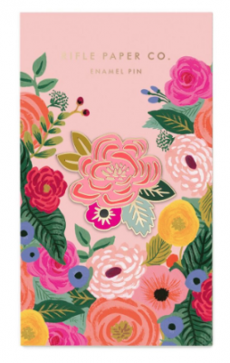 Juliet Rose Pin Rifle Paper Co