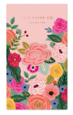 Juliet Rose Pin - Rifle Paper Co.