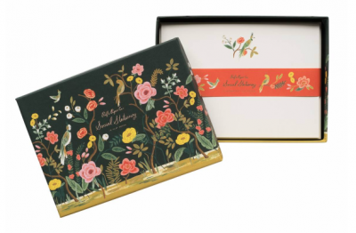 Shanghai Garden Social Stationery - VE