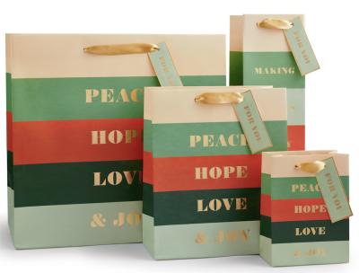 Peace & Joy Bags - Geschenktaschen