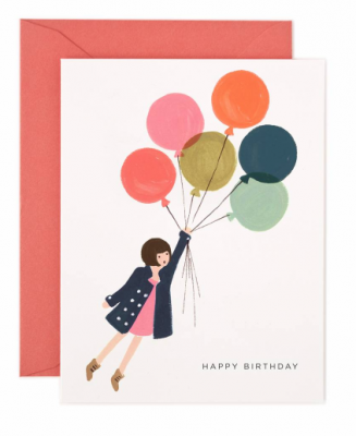 Fly Away Birthday