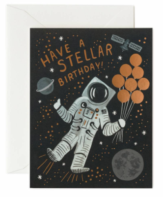 Stellar Card - Rifle Paper Co.