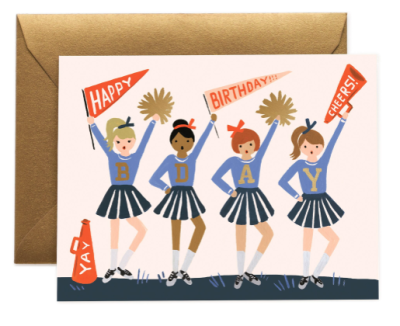 Birthday Cheer Card - Rifle Paper Co.
