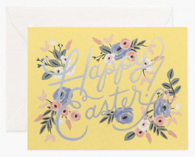 Sunshine Easter Card - Osterkarte