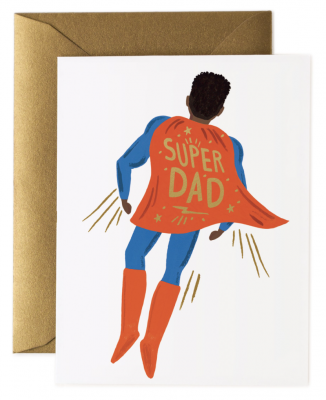 Super Dad 2 Card - Greeting